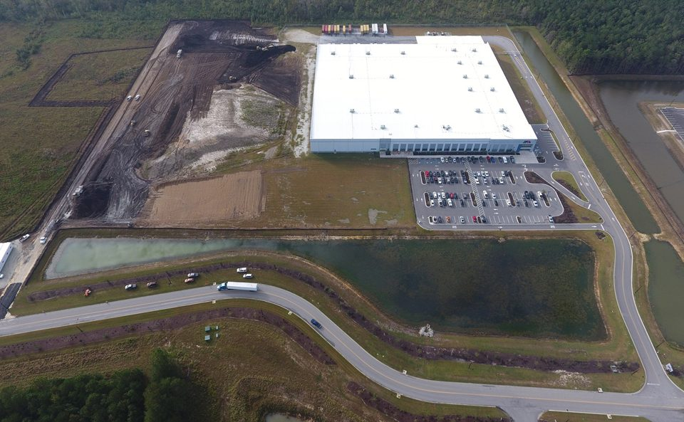IFA Group is expanding its facility at the Charleston Trade Center in Summerville to 487,000 square feet to accommodate the consolidation of its Ladson facility into the Berkeley County location. (Photo/Frampton Construction)