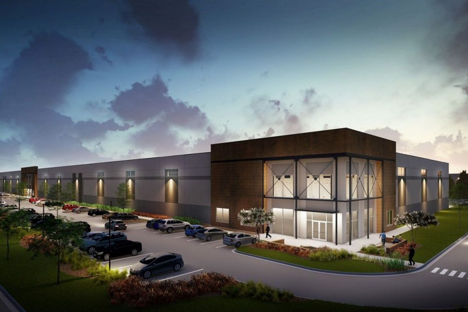 The 172-acre Fox Hill Business Park will be planned around industrial, distribution or warehousing needs. (Photo/Provided)