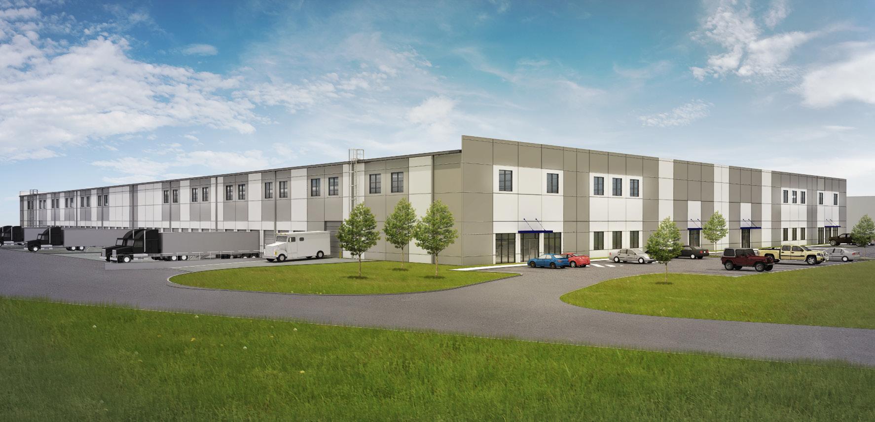 Florence I-95 Logistics Center Building Two